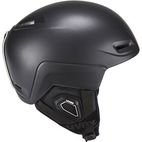 UVEX Jimm Casco, black mat